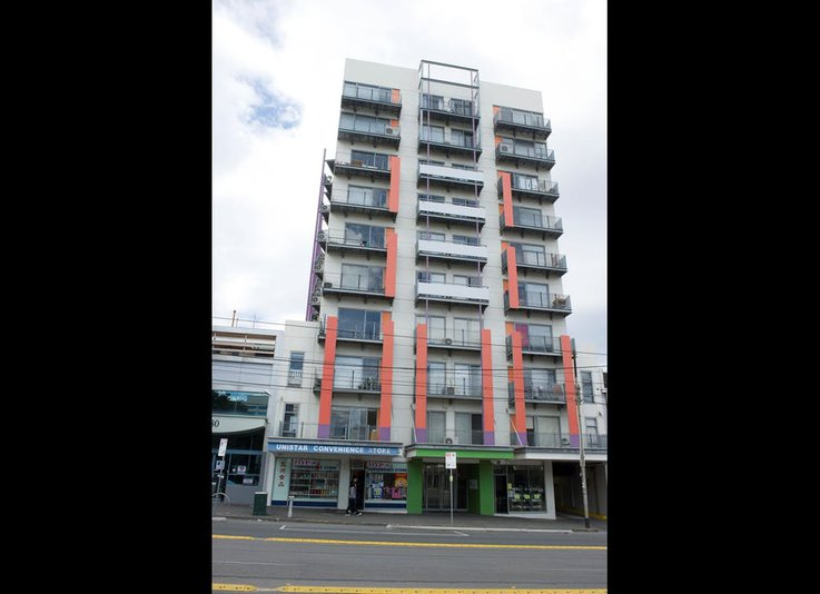 570 Swanston Street on Best Student Halls