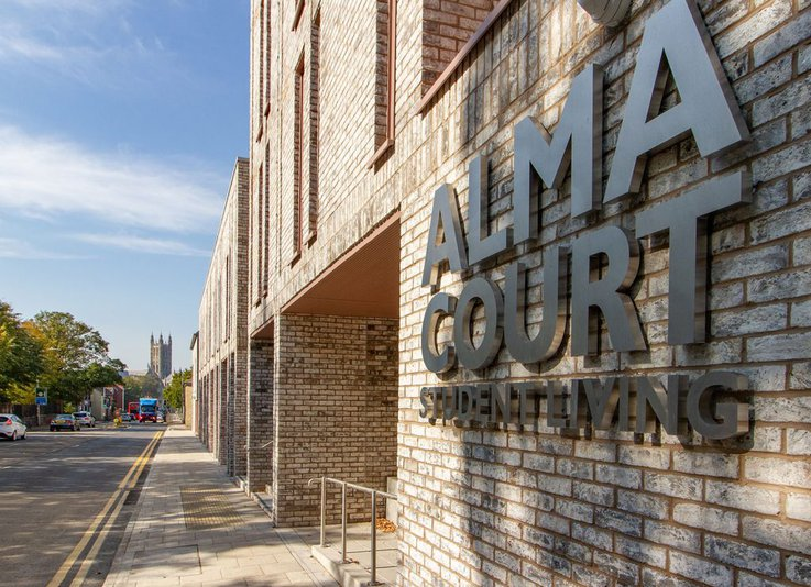 Image of Alma Court