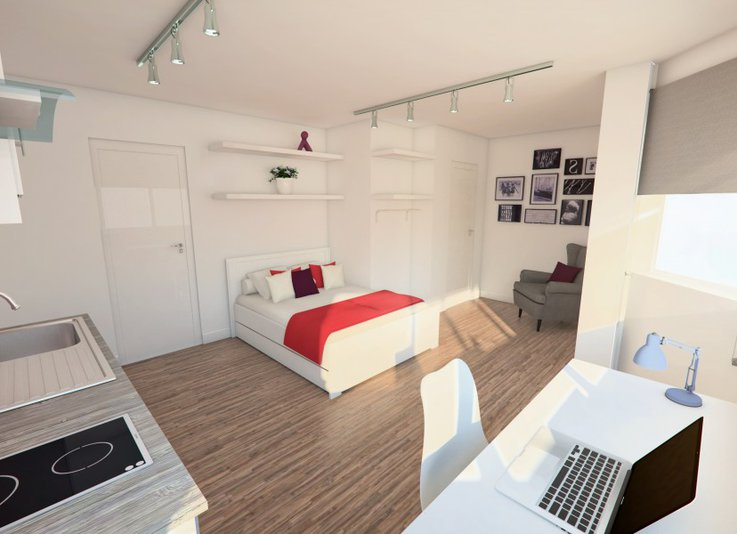 Austin Leicester on Best Student Halls