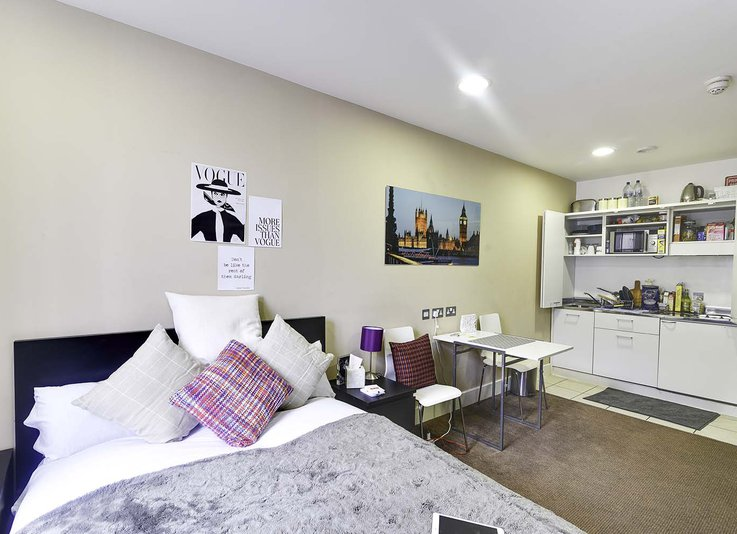 AXO Oxford Circus on Best Student Halls