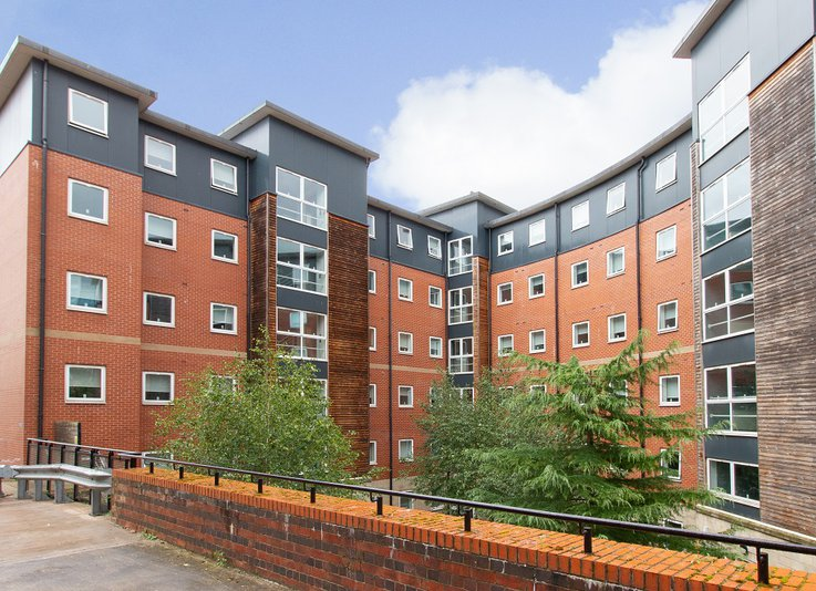 Canalside on Best Student Halls