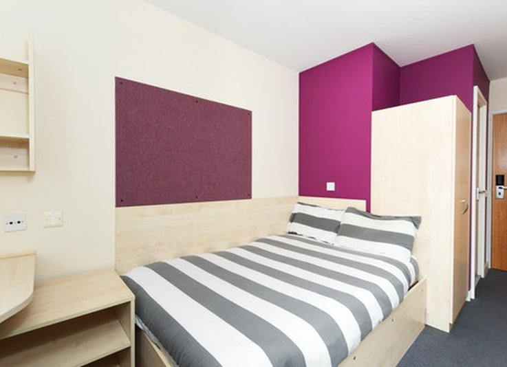 Corfe House on Best Student Halls