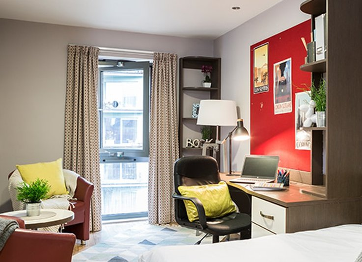 Dashwood Studios on Best Student Halls