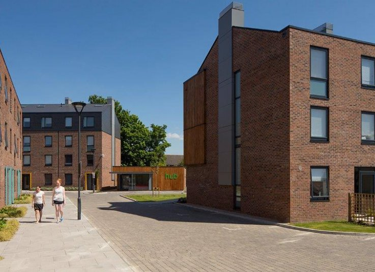 Image of Denton Holme Student Village