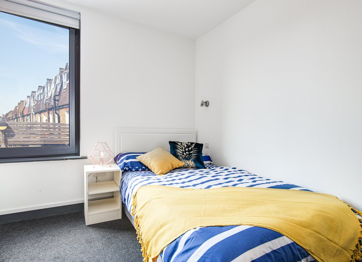 Fulham Palace Studios on Best Student Halls