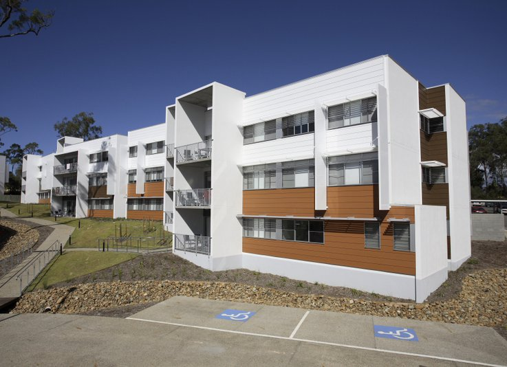 Image of Griffith University Village