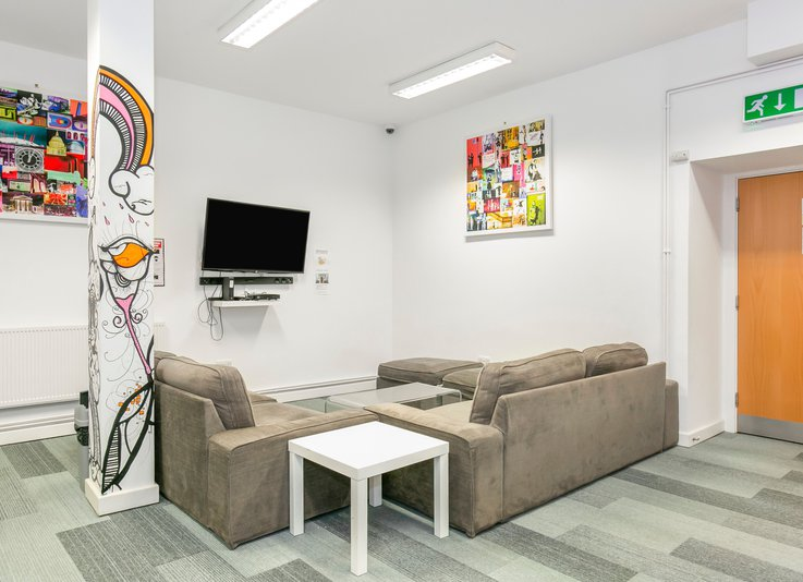 Herbal Hill Studios on Best Student Halls