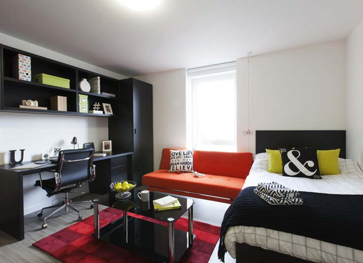 iQ Hammersmith on Best Student Halls