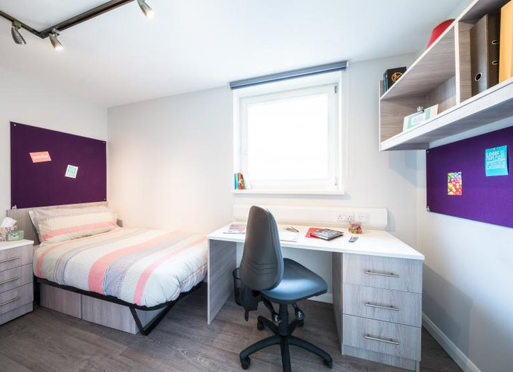 iQ Sawmills on Best Student Halls