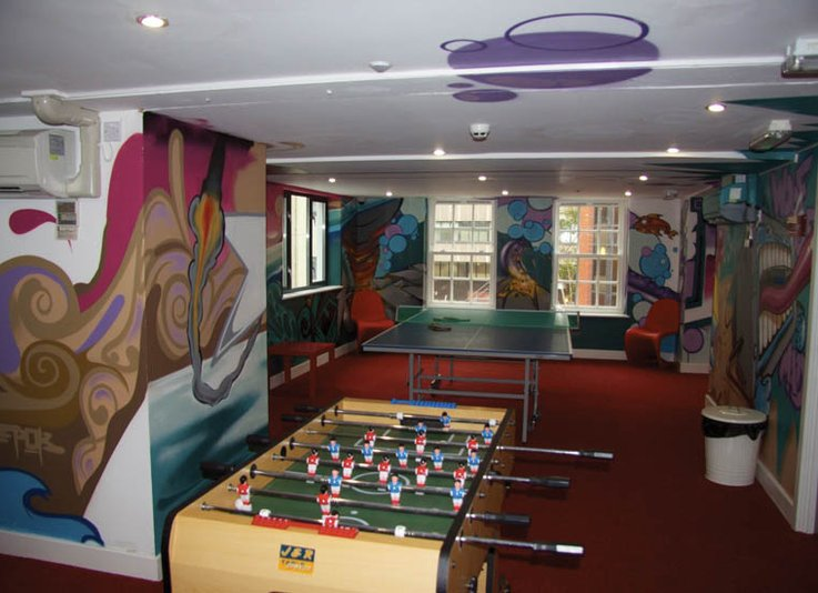 King Square Studios on Best Student Halls