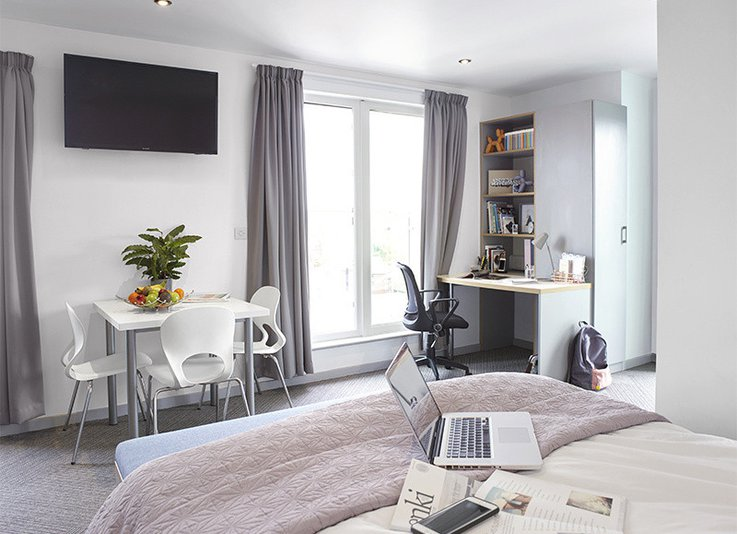 Lace Market Studios on Best Student Halls