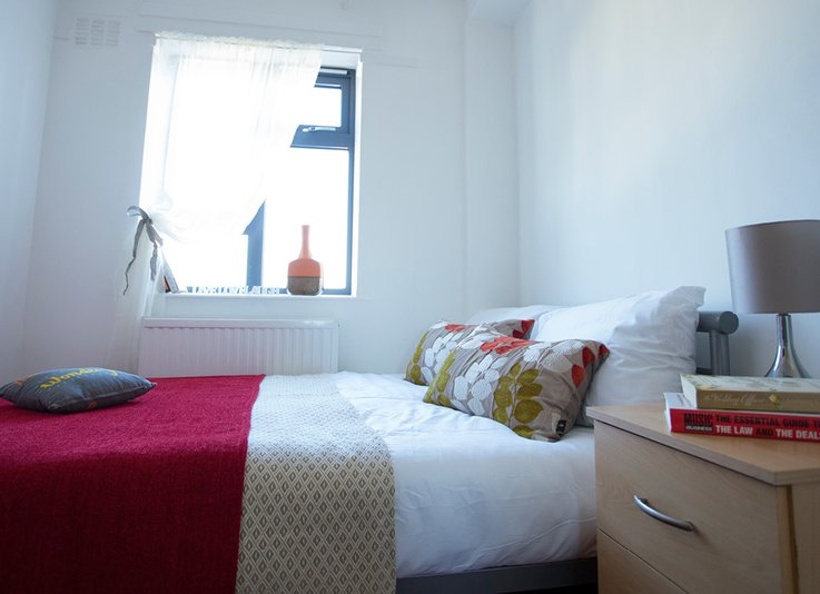 Surrey Quays Landale House on Best Student Halls