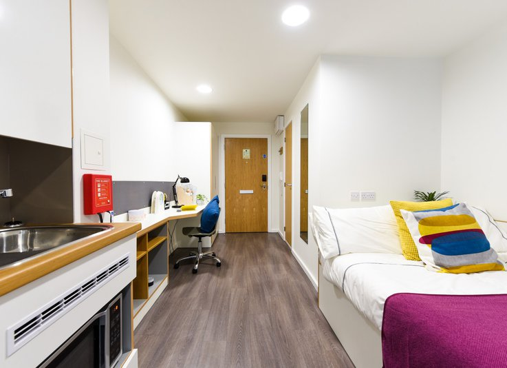 Laycock Studios on Best Student Halls