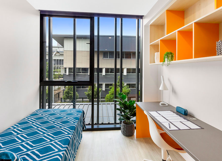 Merivale Street on Best Student Halls