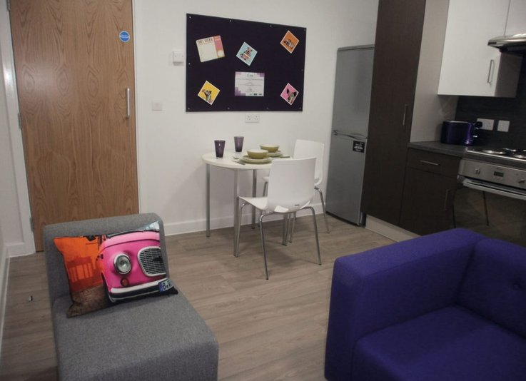 Neuadd y Castell on Best Student Halls