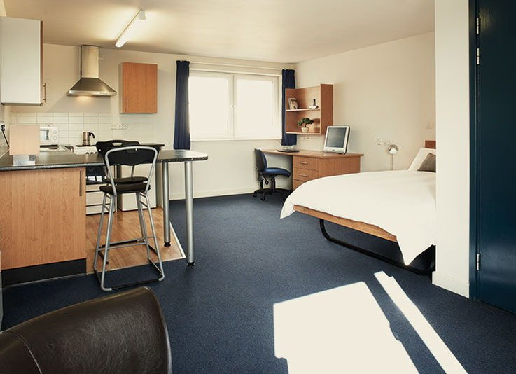 iQ Pavilions on Best Student Halls