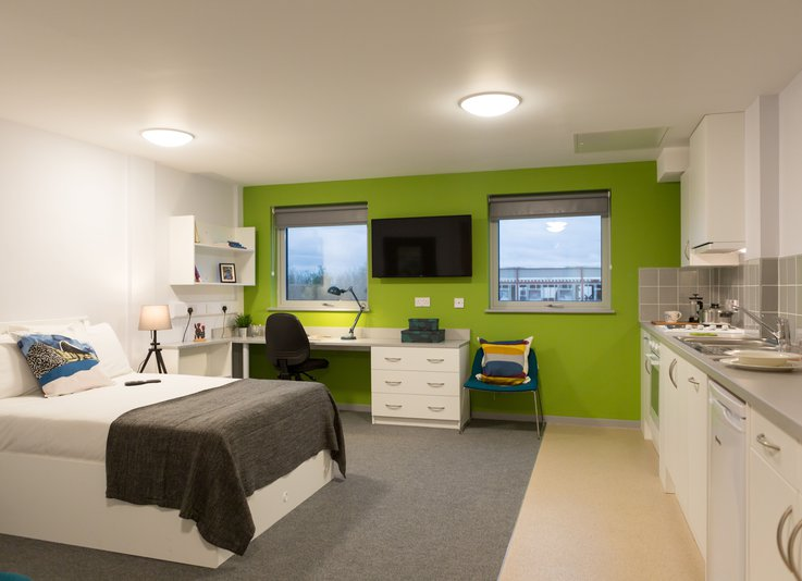 Image of Portland Green Student Village