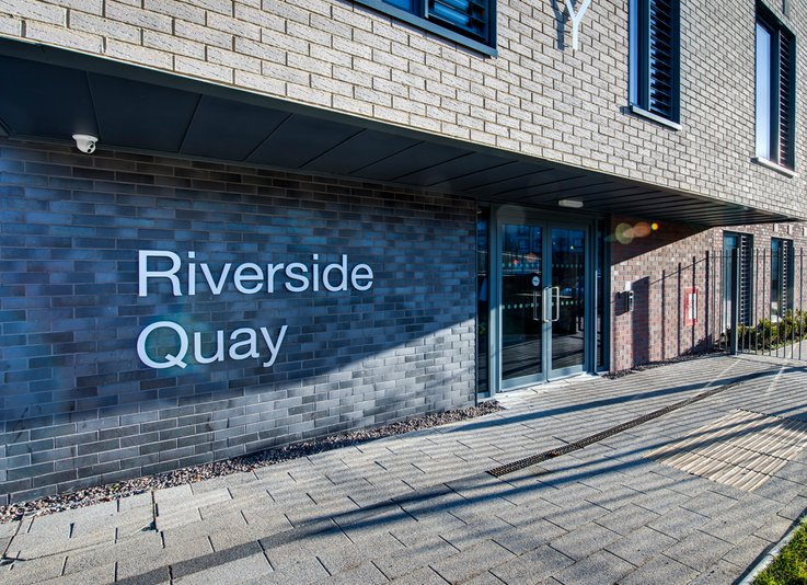 Image of Riverside Quay
