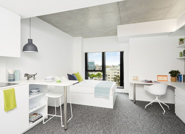 Scape Carlton on Best Student Halls