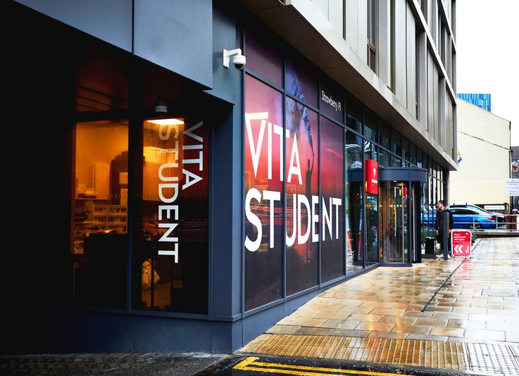 Vita Student Newcastle - Strawberry Place on Best Student Halls