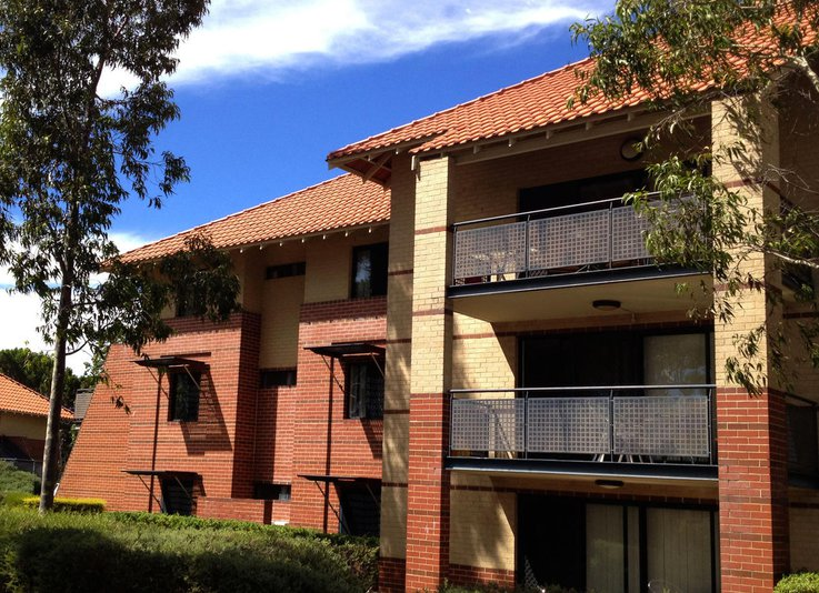 Unilodge Curtin University Kurrajong House Perth