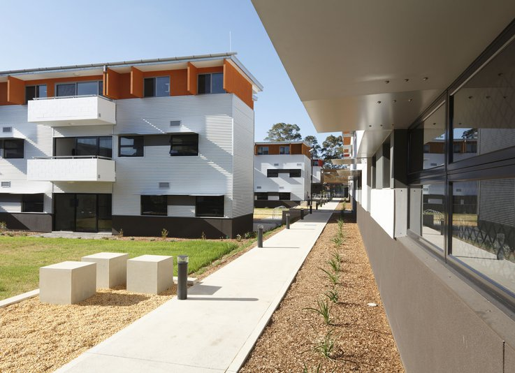 Western Sydney University Village Parramatta on Best Student Halls