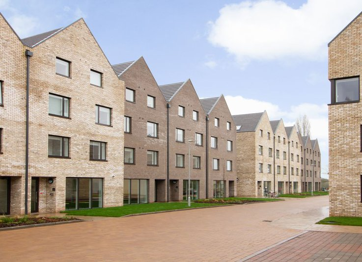 Westwood Student Mews on Best Student Halls