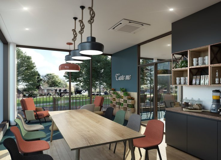Image of Weyside Student Village - Guildford